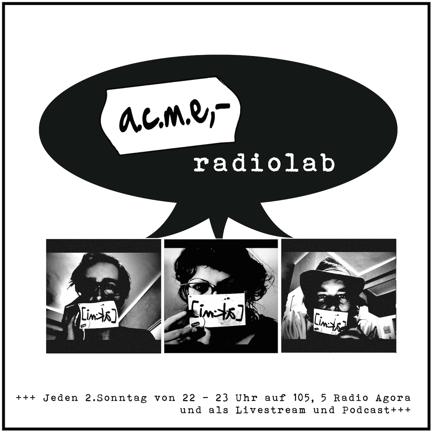 a.c.m.e,- radiolab